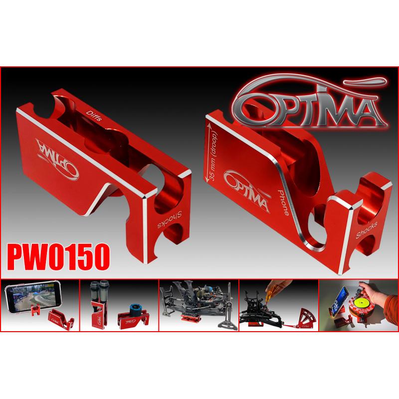 6mik Support de voiture Optima multifonction, PW0150
