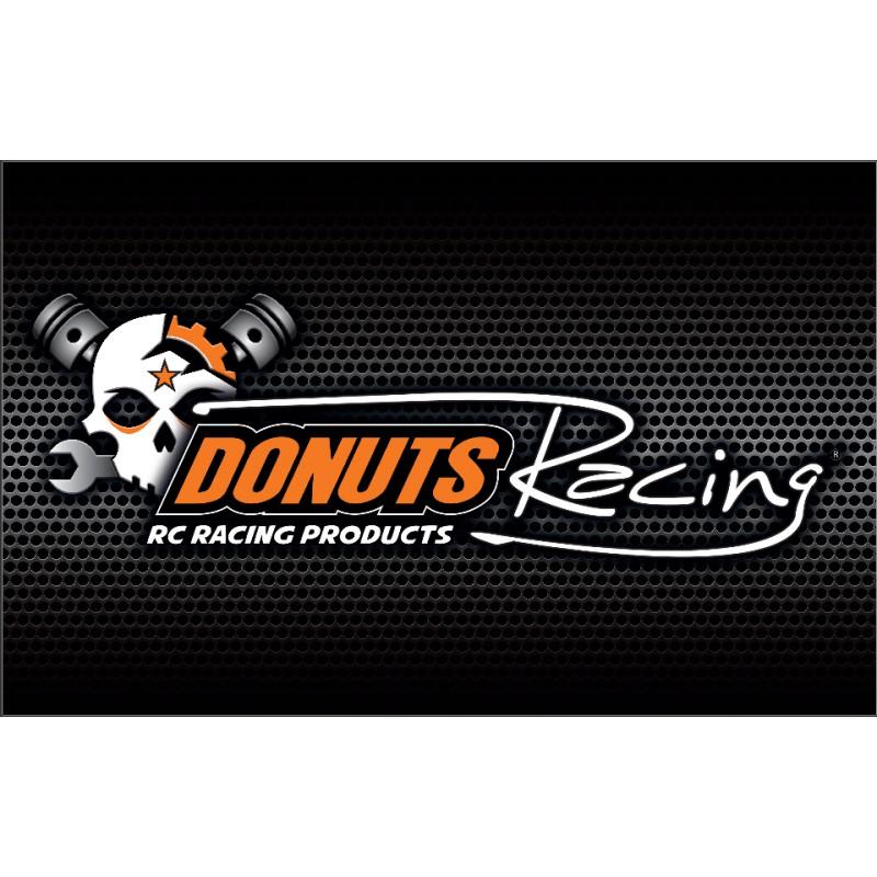 DONUTS-RACING Serviette de stand Microfibre DONV-PT001