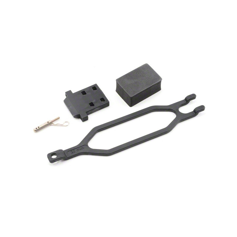 TRAXXAS Support grande batterie, 5827X