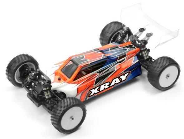 XRAY Kit XB4 TT 1/10 4x4 - 2020 - XRAY - 360007