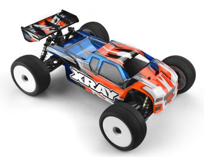 XRAY Kit à monter XT8E Truggy 1/8 Electrique, 350300