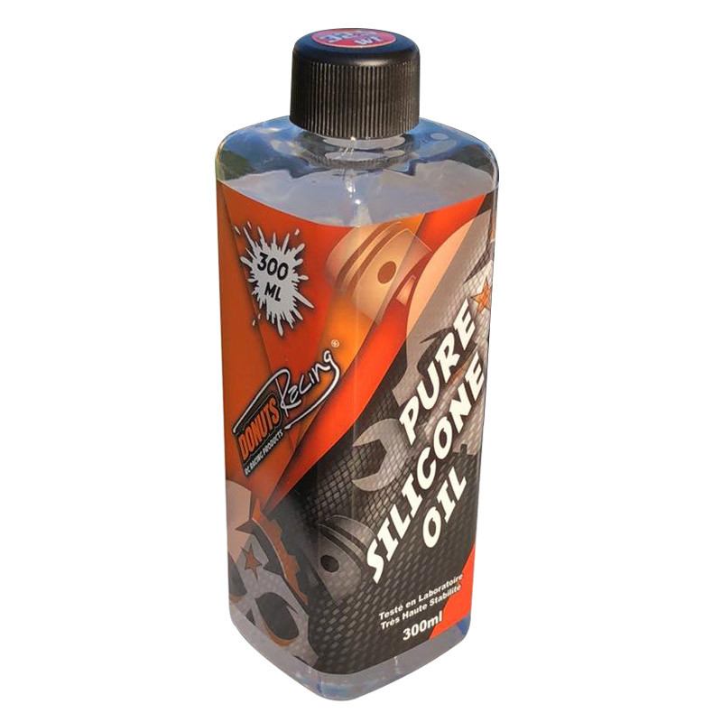 DONUTS-RACING Huile silicone 350Cst 300ml DONF-HS350-300