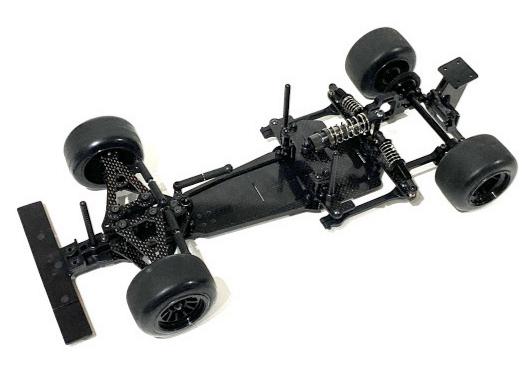 Carisma Formule 1 CRF-1 Pro Racing 1/10 KIT, CARI81268