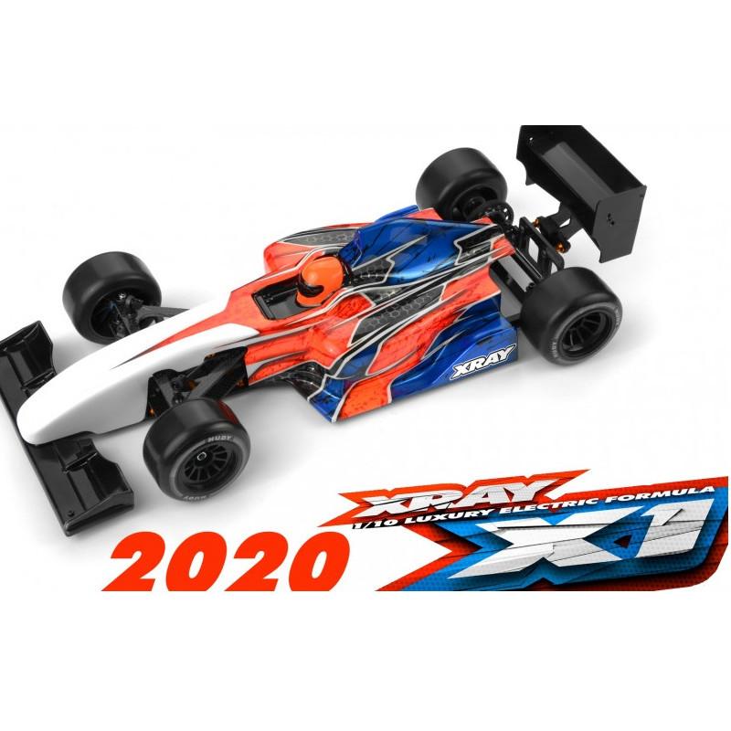 XRay Formule 1 X1 2020 KIT 370705