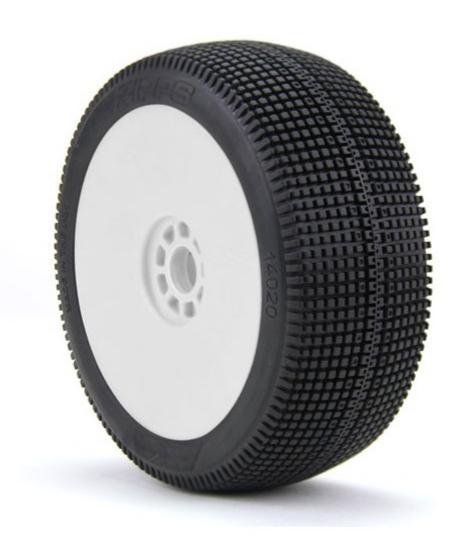 AKA Jantes Evo + Pneus Zipps Ultra Soft (x2) 14020WRW