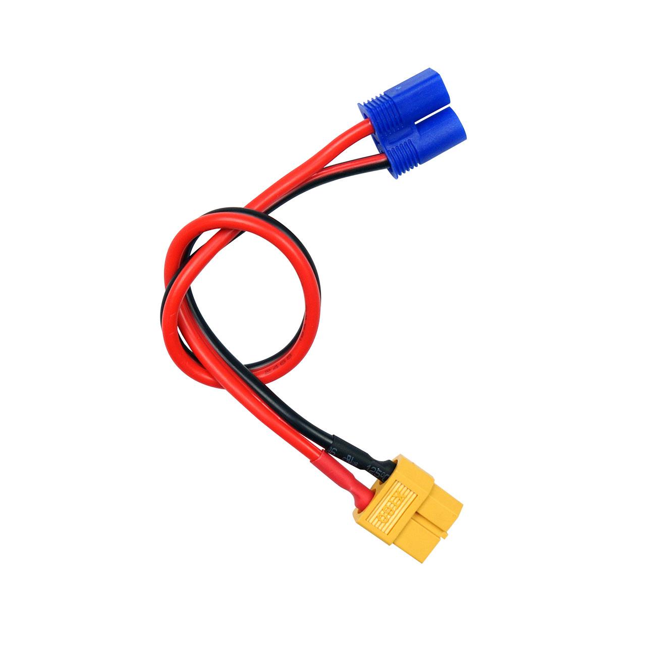 SKYRC Cable de charge XT60 pour batterie prise EC3, SK600023-13