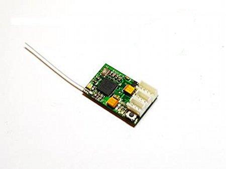 ATOMIC Récepteur Mini-Z KO pour AMZ Atomic, GP0003