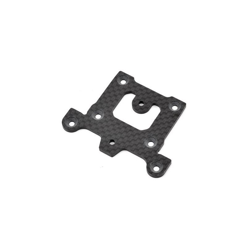 XRay Plaque Support Supérieur Carbone XB8 2016 351348