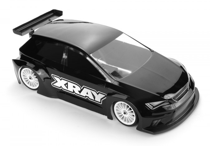 XRAY Kit T4F 2021 Touring Elec 1/10 Traction, 300201