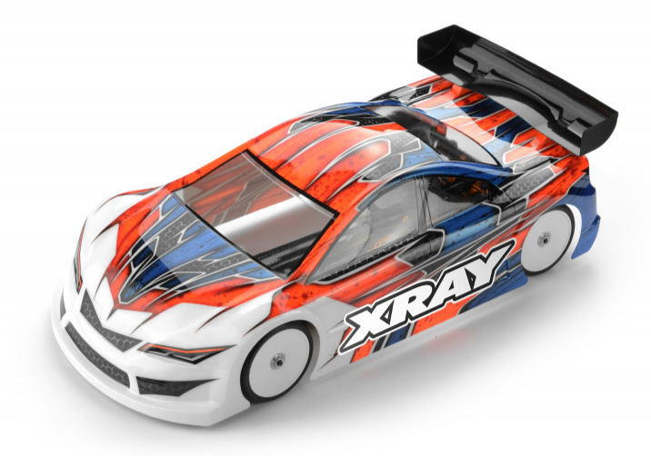 XRAY Kit T4 Touring Elec 1/10 Carbone 2020, 300026