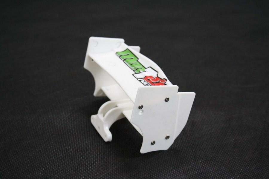 Mon-Tech Rear F1 Wing (White)  -  015-008