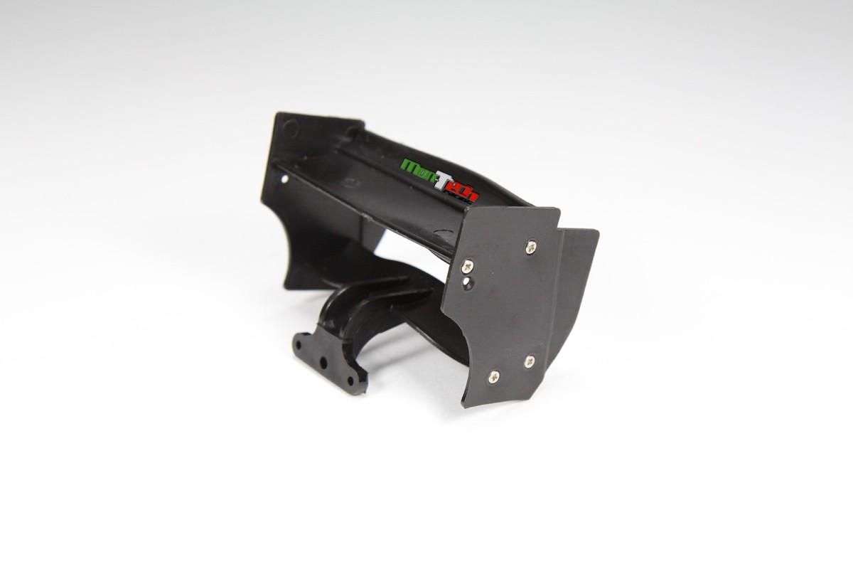 Mon-Tech Rear F1 Wing (Black)  -  015-007