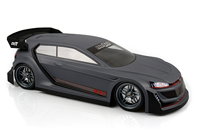 Mon-Tech GTI Vision FWD Clear Body 190mm  -  020-008
