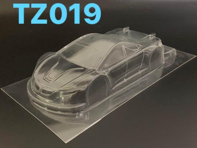 GT55 Carrosserie Lexan BB 1/28, TZ019