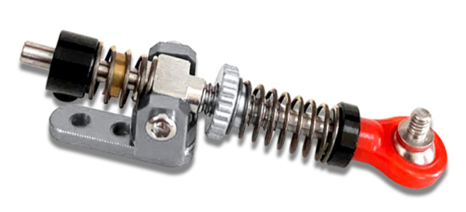 NEXX RACING Amortisseur équilibreur Silver, NX-134