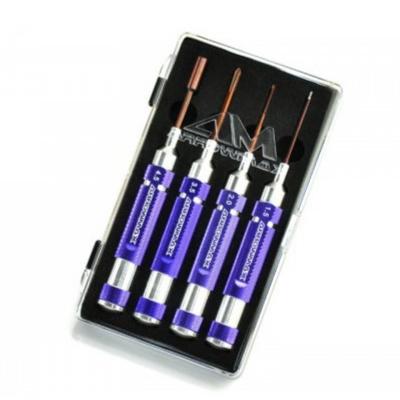 Arrowmax Set de 4 Mini-Tournevis, AM290910