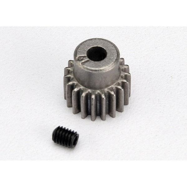 TRAXXAS Pignon moteur 19 dents - 48 pitch, 2419