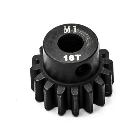 KONECT Pignon 16 dents moteur electrique Brushless 1 / 8 5mm Module 1, KN-180116