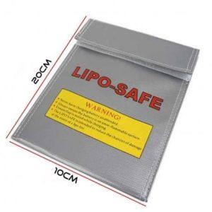 Sac sécurité pour batteries LIPO-SAFE - Large , PRP-LIPO-SAFE-LARGE