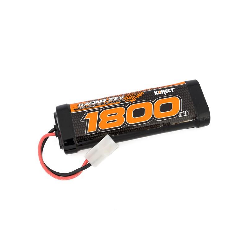 KONECT Batterie Ni-Mh Stick 7.2V 1800mAh, KN-NI7.1800-STICK