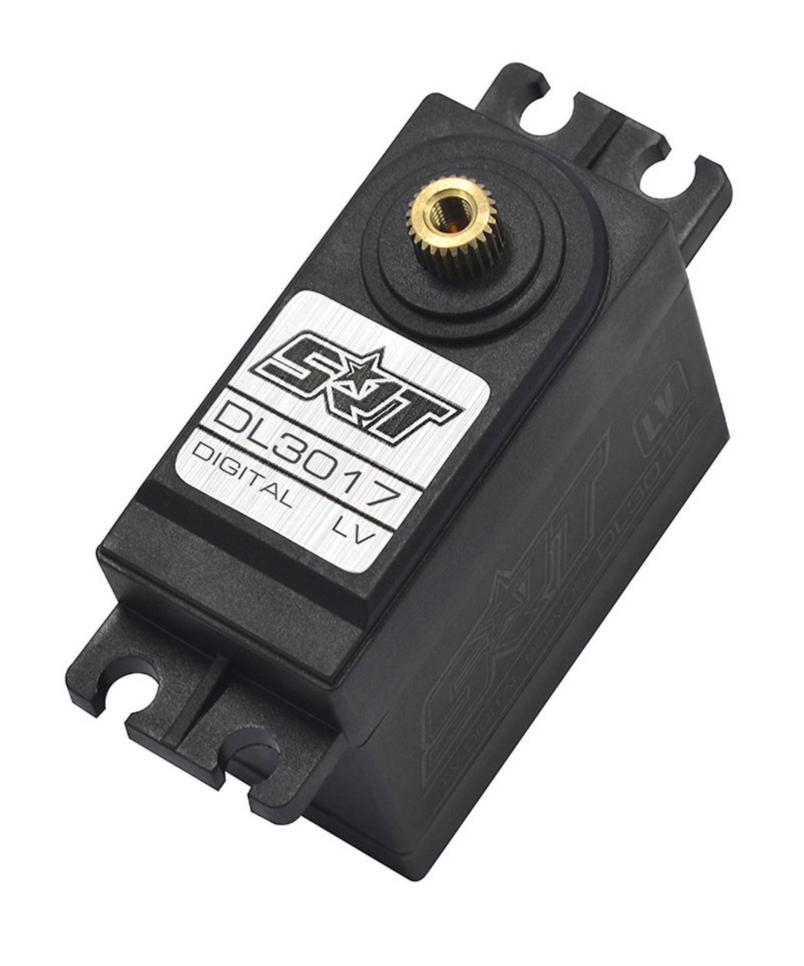 SRT Servo DL3017 17 Kg 0.15s 6v Digital LV pignons métal, DL3017