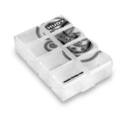 HUDY Boite de rangement 8 compart. - Petite - 298018