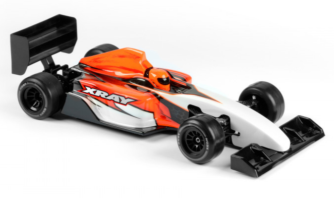 XRAY Kit X1 Formule 1 1/10 - 2021 - XRAY - 370706