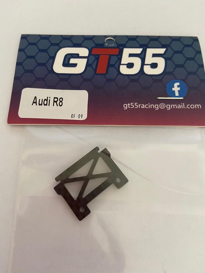 GT55 Support de carrosserie carbone Audi R8, GF-09