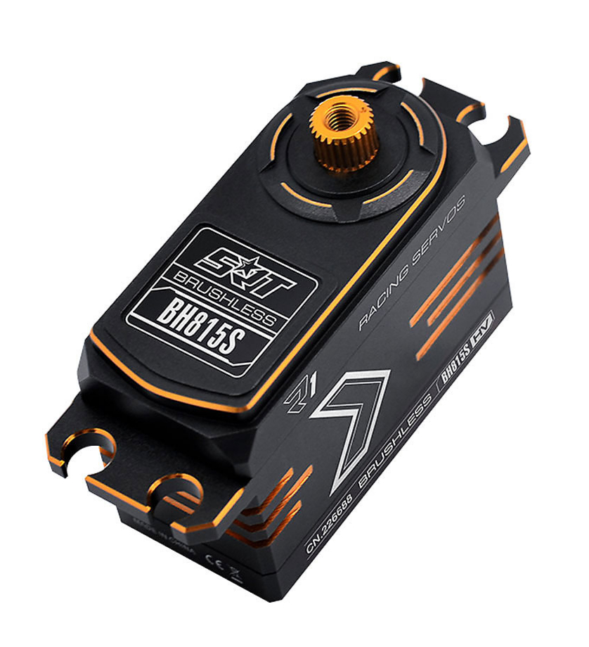 SRT Low Profile Brushless 13.0kg/0.05sec @7.4V, BH815S