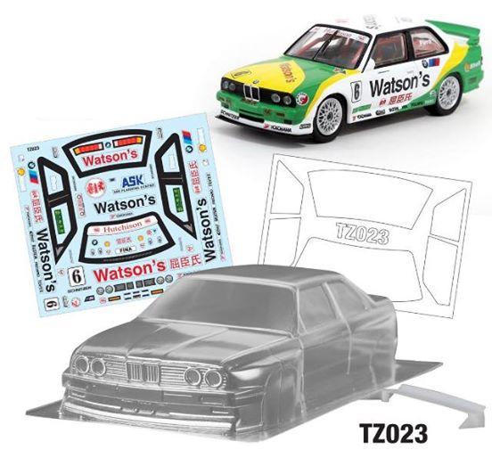 GT55 Racing autocollant de décoration BMW, TZ023-3