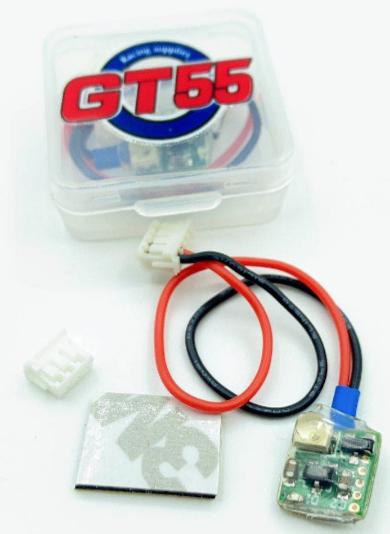 GT55 Puce de comptage compatible ROBITRONIC, GTR-015