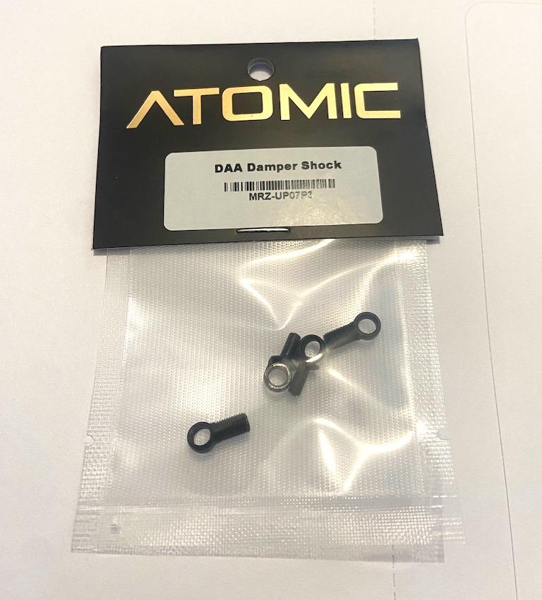 ATOMIC Corp d\'amortisseur Avant MRZ, MRZ-UP07P3