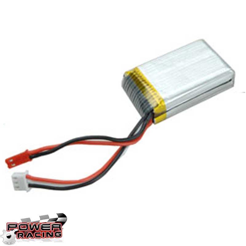 RC SYSTEM Batterie Lipo 7.4v 850mAh pour drone U829A