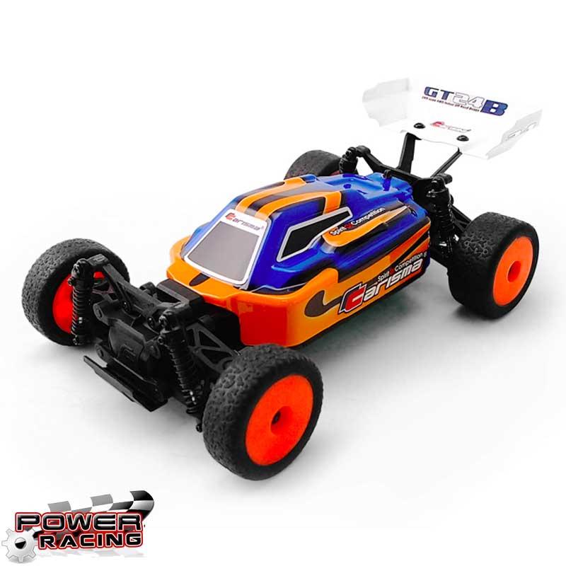 CARISMA GT24B 1/24 Micro Buggy RTR 4x4, CA57668