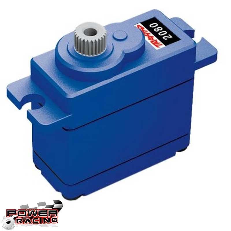 TRAXXAS Servo Micro Waterproof 3.0kg 0.11s