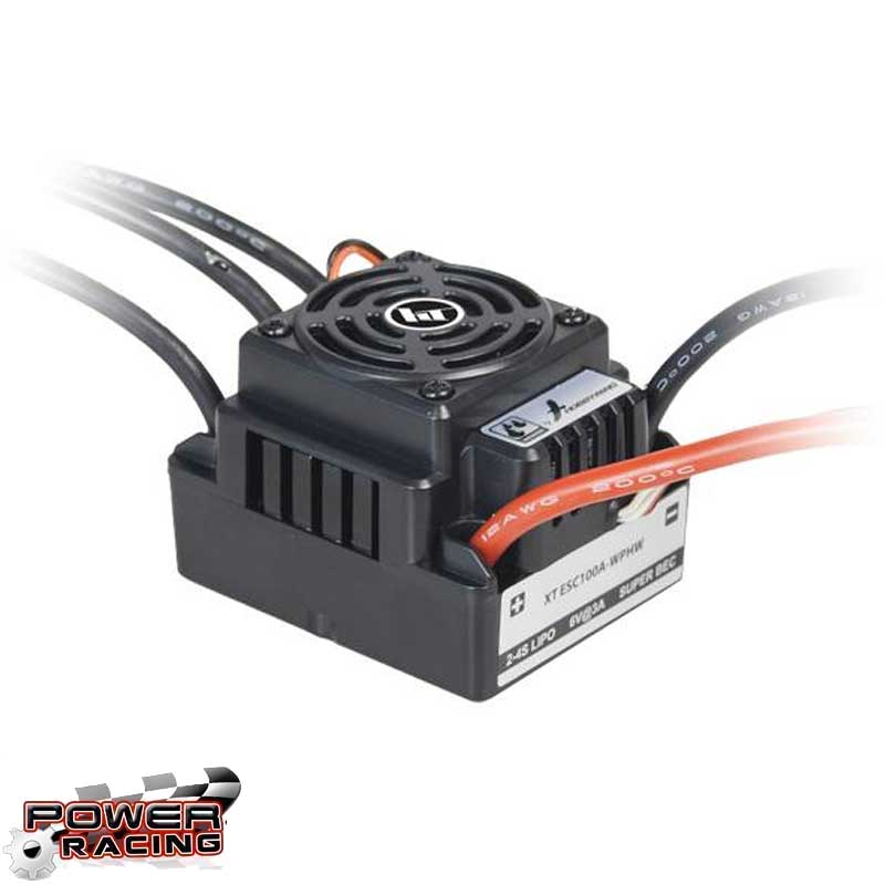 HOBBYTECH  Controleur Brushless 1/10 50A Waterproof