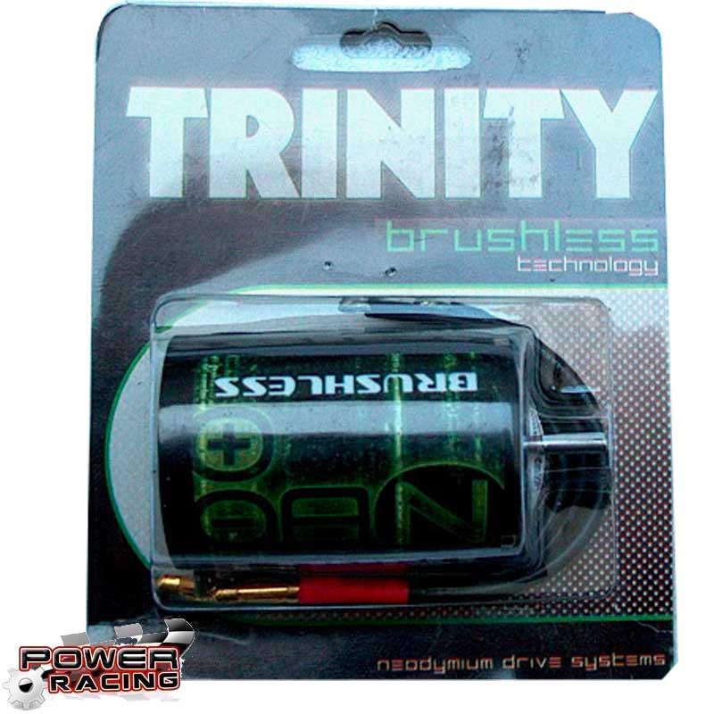 TRINITY Moteur Brushless N-80, TRI10203
