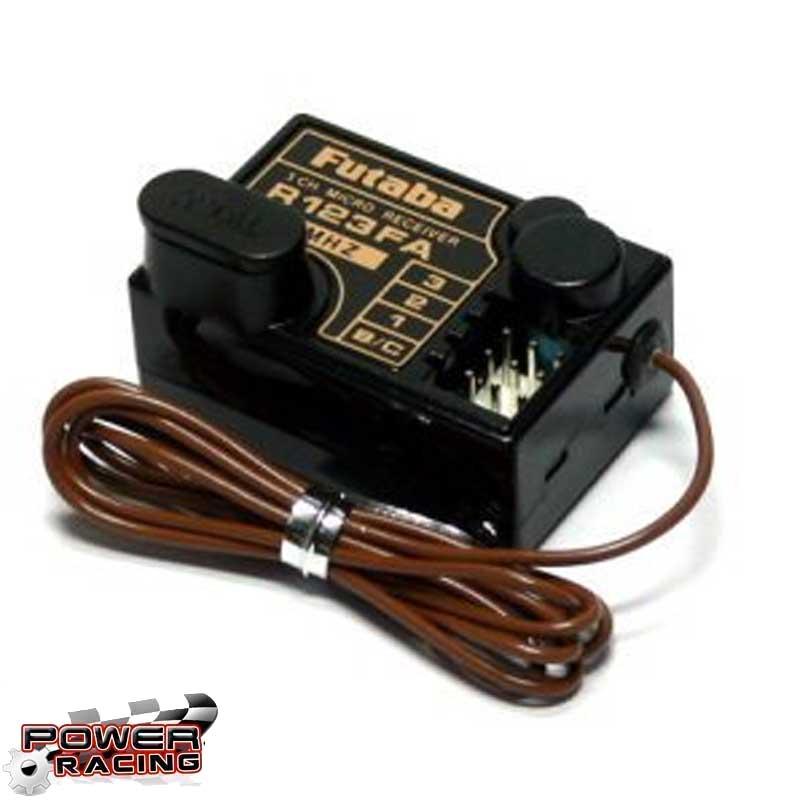FUTABA Récepteur R123FA FM40