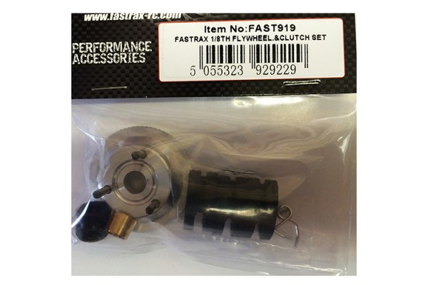 FASTRAX Kit embrayage 1/8