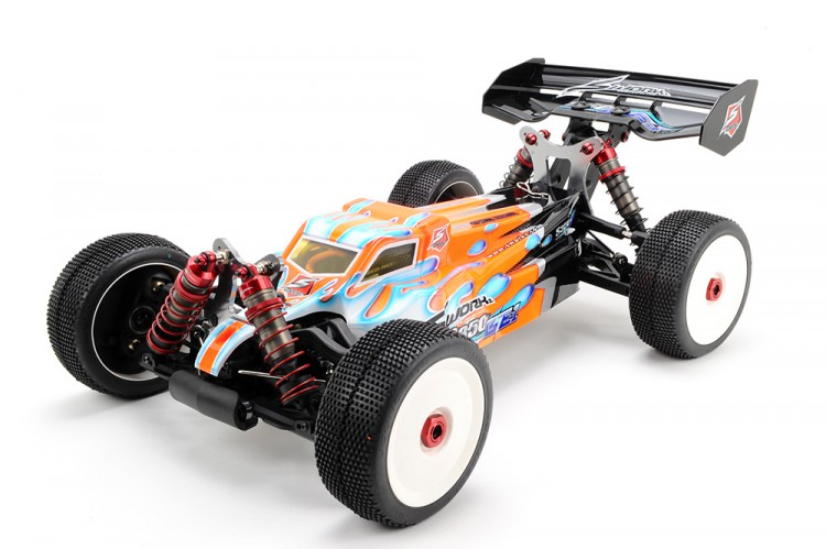 SWORKz Buggy brushless S350 BE1 EV PRO