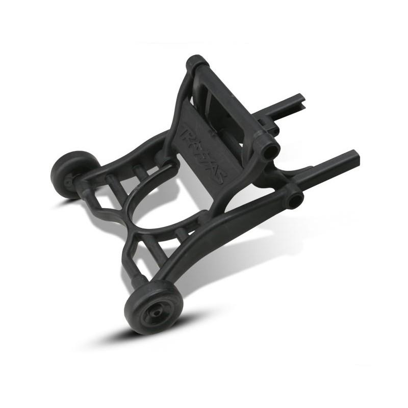 TRAXXAS Wheelie Bar Noir Assemblé complet, 3678