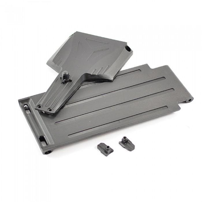 FTX SIDEWINDER Couvercle de servo + trappe batterie