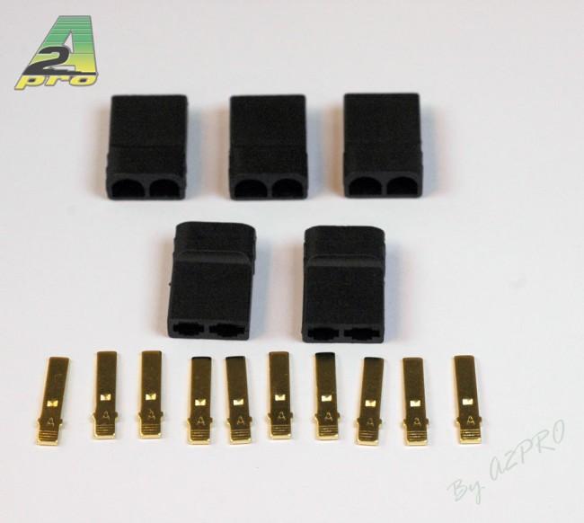 A2P Connecteur TRX OR Femelle (5 pcs), 14172