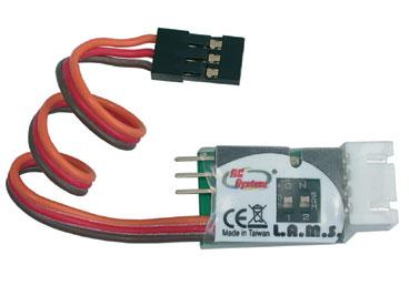 RC System Module de protection de batterie Li-Po - LAMS
