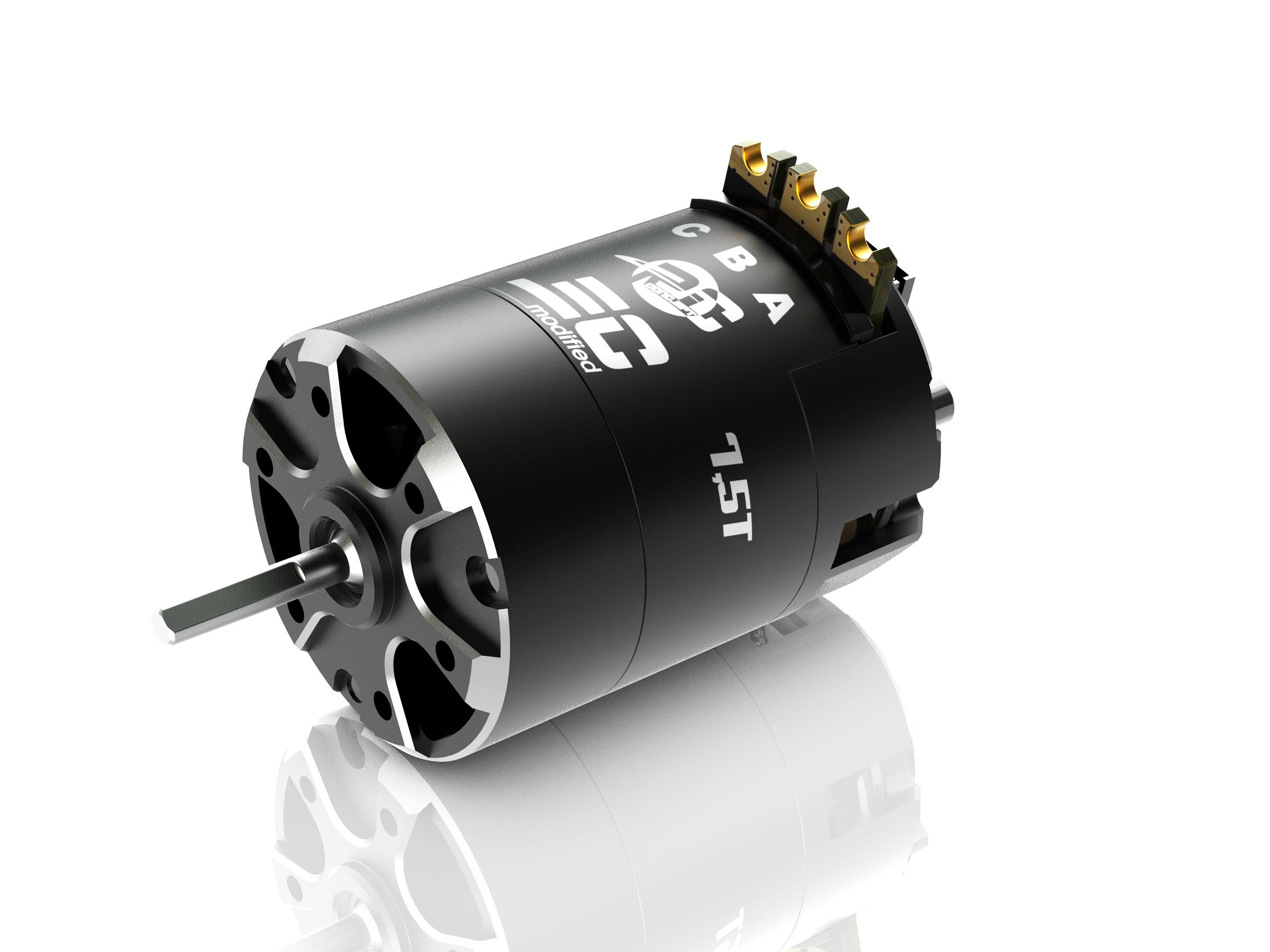 RC Concept Moteur Brushless EC-5.0 1/10 7.5T, 20400050