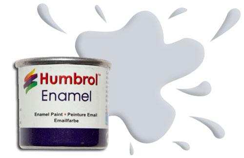 Humbrol Peinture enamel 011 Argent