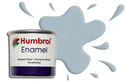 Humbrol Peinture enamel 056 Aluminium