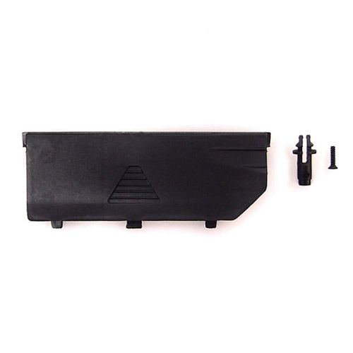 CARISMA GT24B BODY POST AND BATTERY COVER, CA15414