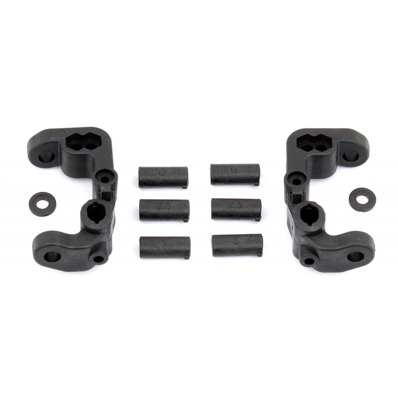 Team Associated Portes fusés + inserts B6/B6D 91675