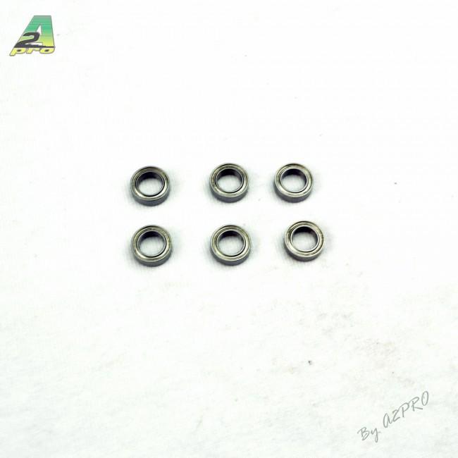 A2P Roulement 5x8x2,5 (6 pcs), C10235